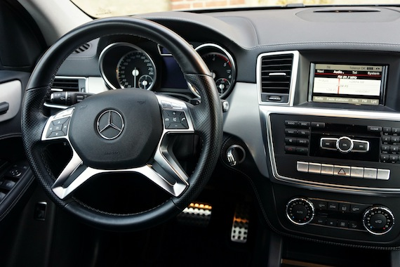 Mercedes ML350 AMG BT