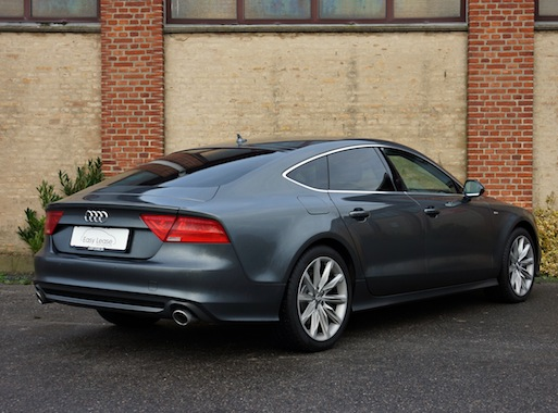 Audi A7 3.0 TDI // 313 HK