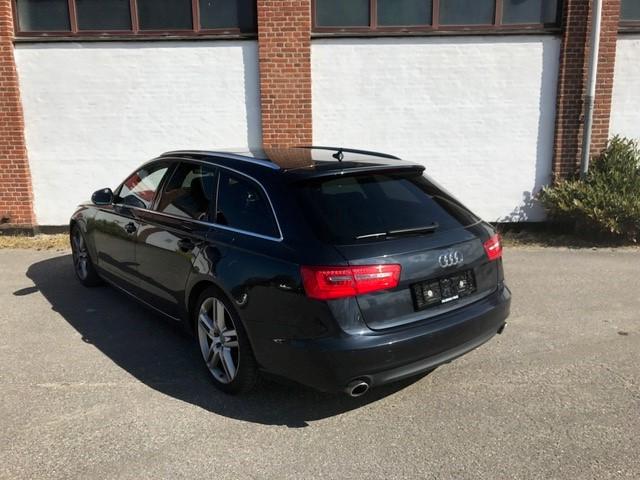 Audi A6 3.0 TDI Quattro 313 HK