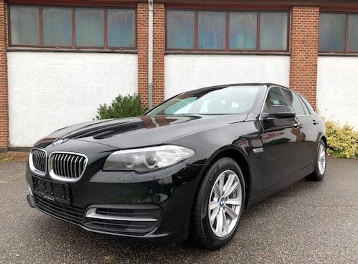 BMW 520d Touring xDrive