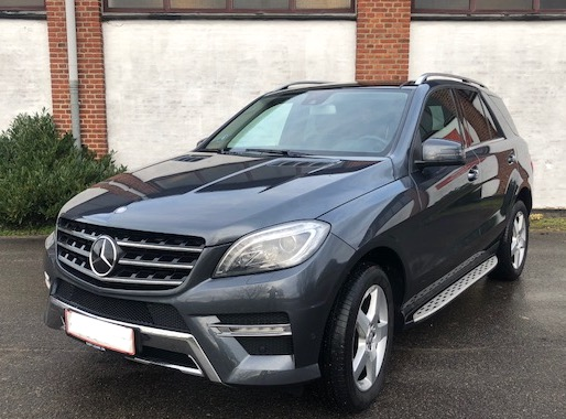 Mercedes ML350 AMG BT