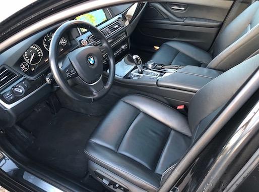 BMW 520dT Luxury Line
