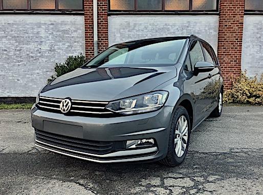 VW Touran 1,6 TDI Comfortline 7. pers.