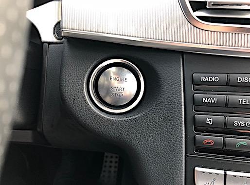 Mercedes E350 CDI BT AMG