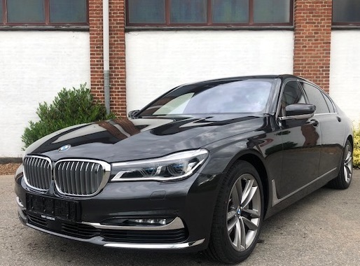 BMW 750dL xDrive