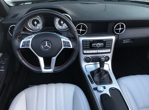 Mercedes SLK200 AMG