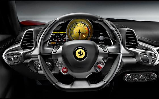 Du kan ikke købe lykke, men det er svært at græde i en Ferrari