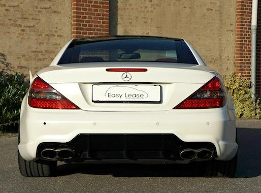 Mercedes SL500 AMG styling