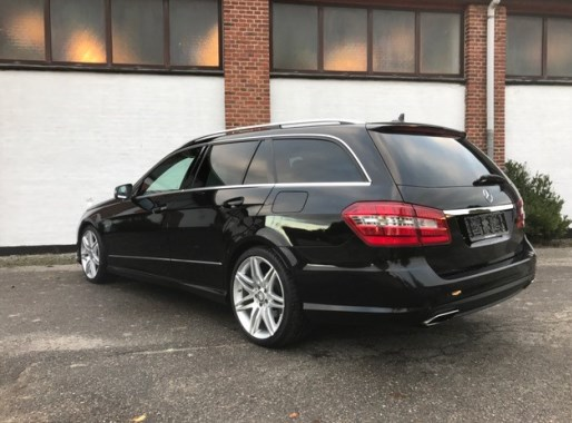 Mercedes E350 CDI 4-matic