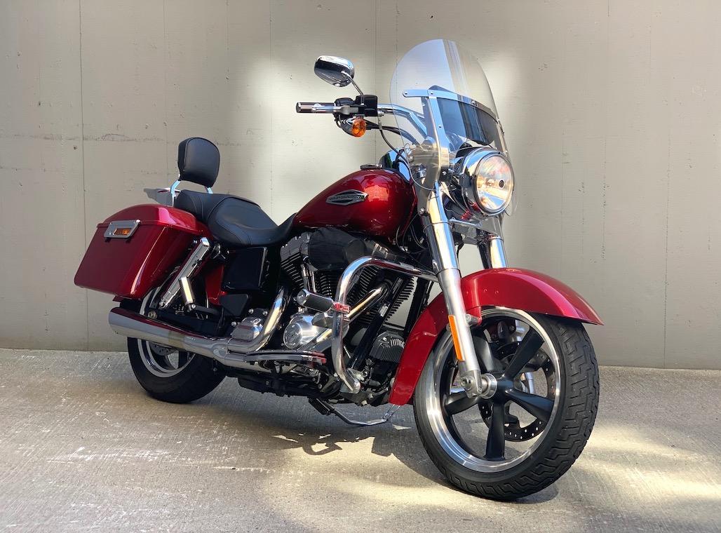 Harley Davidson FLD Switchback