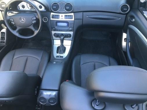 Mercedes CLK 200 Cabriolet