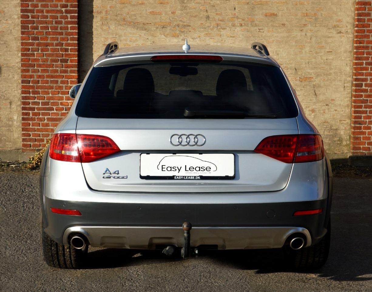 Audi A4 Allroad 3.0 TDI Quattro