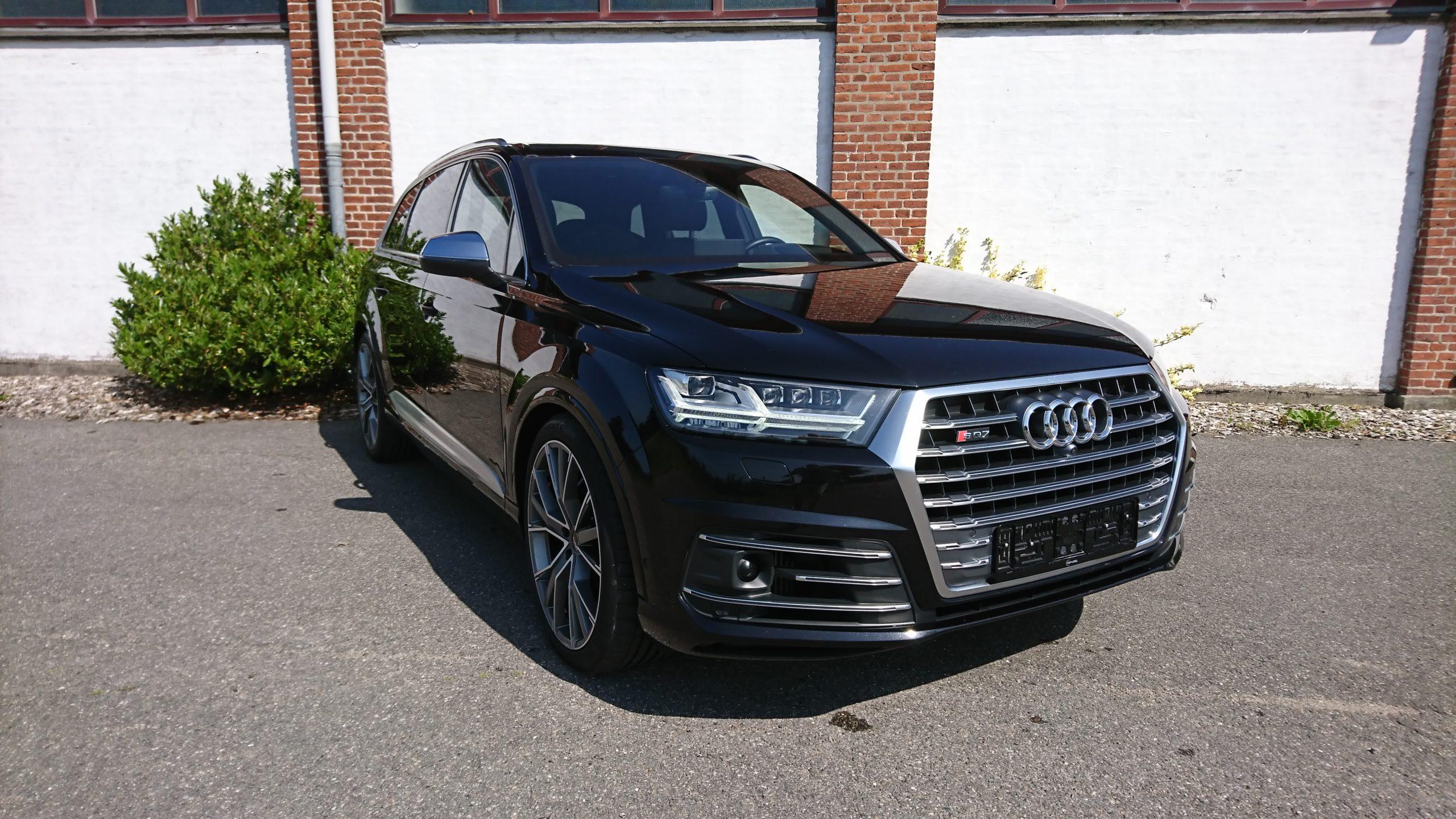 Audi SQ7 4.0 TDI