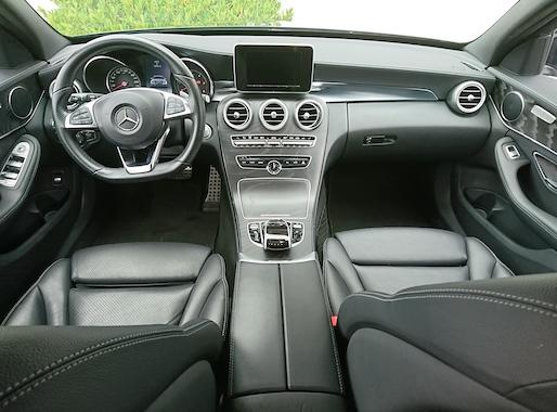 Mercedes C250T AMG