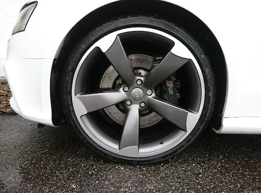 Audi RS5 Coupé 4.2 FSI Quattro