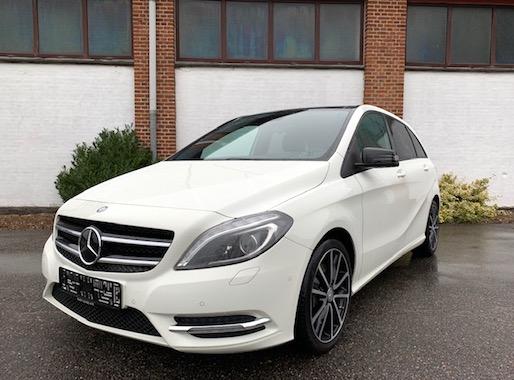 Mercedes B220 CDI VAN