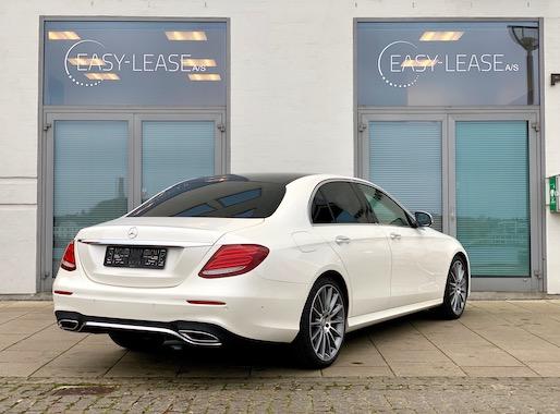 Mercedes E350d 3.0 AMG-Line