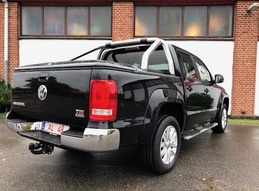 VW Amarok 2.0 TDI VAN