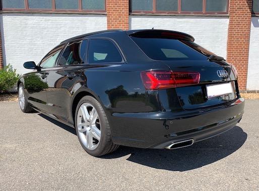 Audi A6 3.0 TDI Quattro S-line