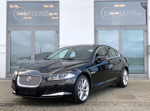 Jaguar XF S 3,0 Premium Luxury