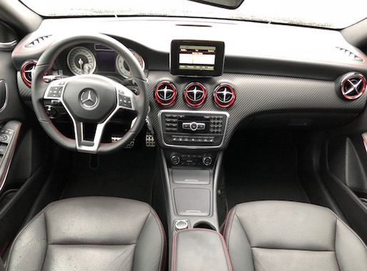 Mercedes A250 AMG-Line