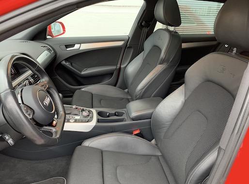 Audi A4 3.0 TDI Avant Quattro