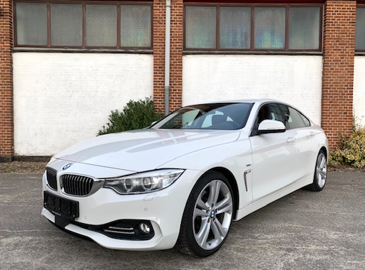 BMW 430d GranCoupe