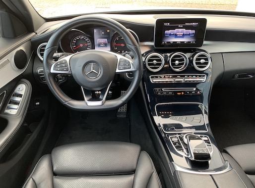 Mercedes C220 CDI AMG-Line