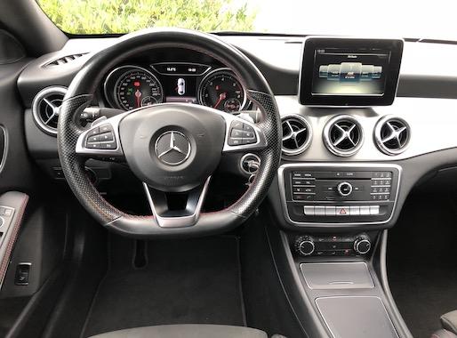 Mercedes CLA220d AMG