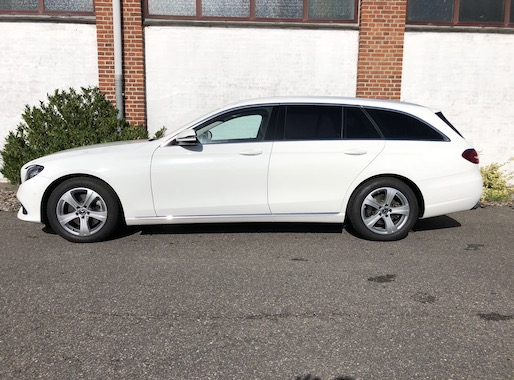 MERCEDES-BENZ, E 220 d 4MATIC, U214P1