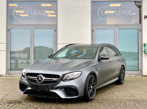 Mercedes E63T S AMG Edition1