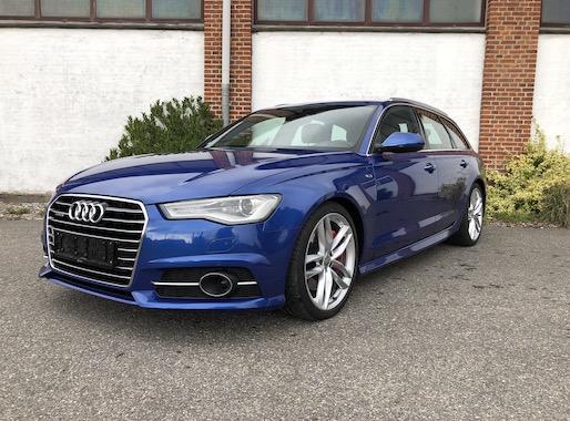 Audi A6 3.0 TDI Competition