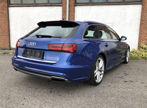 Audi A6 3.0 TDI Competition