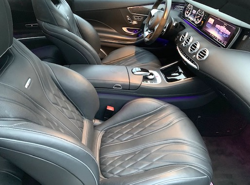Mercedes S63 Coupe AMG