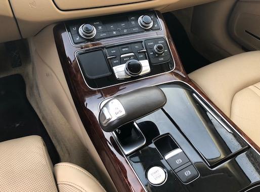 Audi A8 4,2 V8 TDI Quattro
