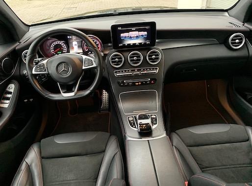 Mercedes GLC43 AMG VAN