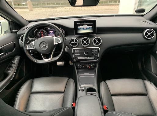 Mercedes A250 4M AMG-Line