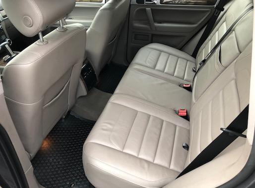 VW Touareq 3.0 V6 TDI