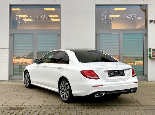 Mercedes E350d AMG-Line