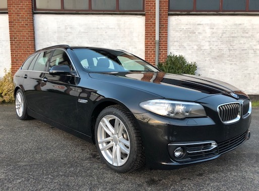 BMW 520dT Luxury Line