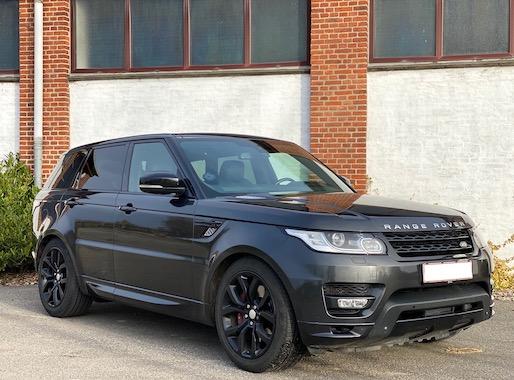 Range Rover Sport SDV8