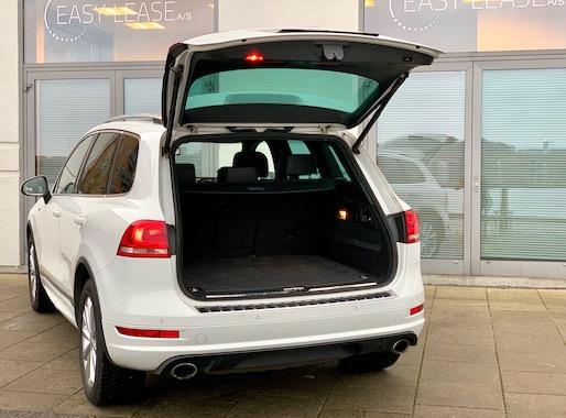 VW Touareg 4.2 TDI R-line