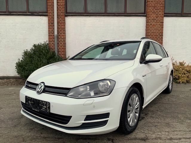 VW Golf VII 1,6 TDI BT