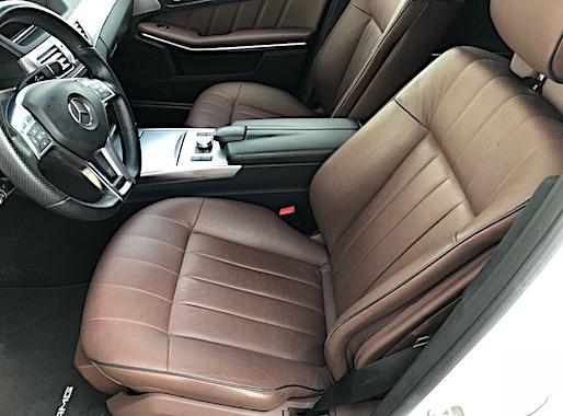 Mercedes E350 CDI BT AMG-Line