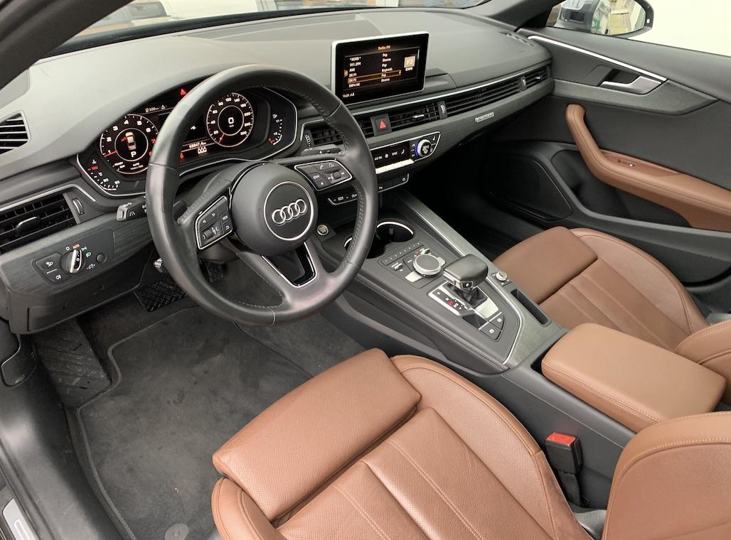 Audi A4 Limousine 2.0 TFSI