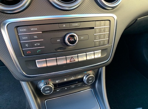 Mercedes A250 AMG 4M VAN