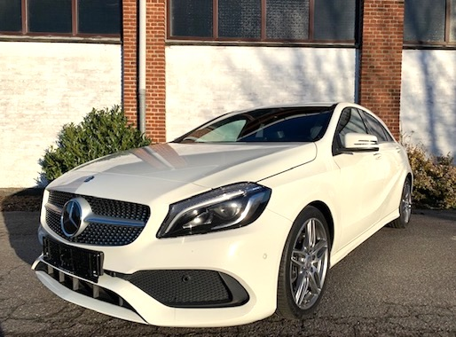 Mercedes A250 4M VAN