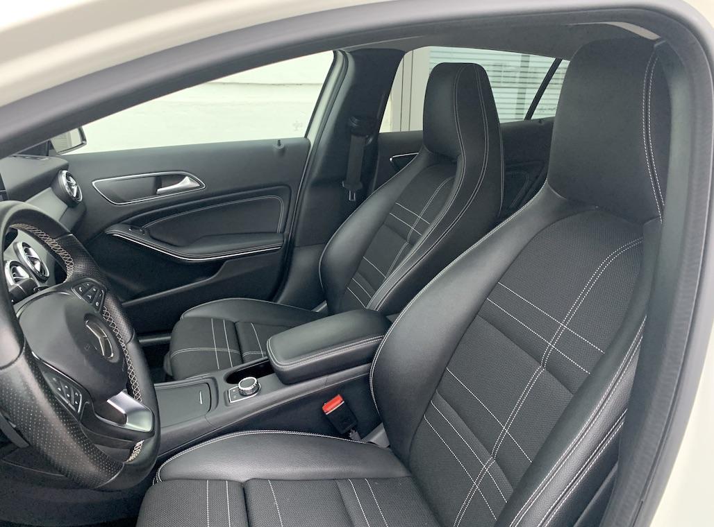 Mercedes GLA220d