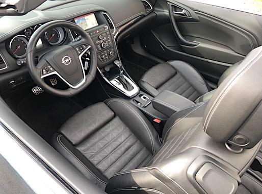 Opel Cascada 1,6 Turbo Aut.