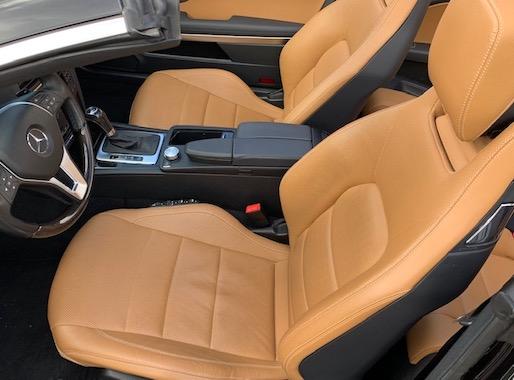 Mercedes E350 CDI Cab.